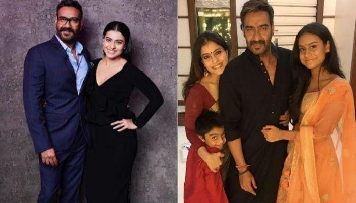 Kajol And Ajay Devgn To Be Separated Because Of Their Kids, Nysa And Yug? Detailed Report Inside