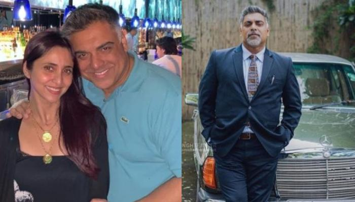 Gautami Kapoor Wishes Husband, Ram Kapoor On His 46th Birthday With A Special Gift, Shares Pictures
