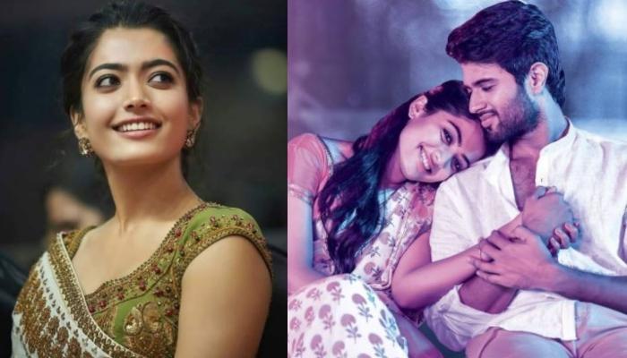 Rashmika Mandanna And Vijay Deverakonda Are In A Relationship? Actress Finally Reveals It All