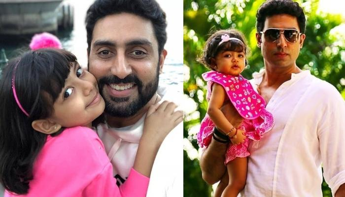 Abhishek Bachchan Reveals Why He Got His Ear Pierced On Daughter, Aaradhya's Ear Piercing Ceremony