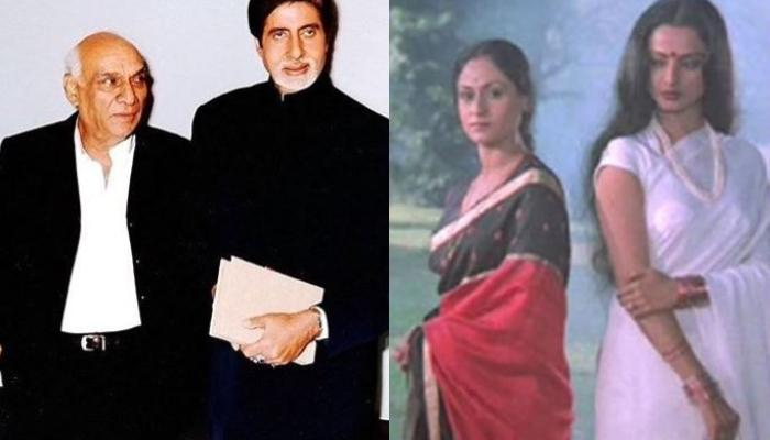 When Yash Chopra Had Revealed Why He Was Scared To Film Jaya Bachchan And Rekha Together In Silsila