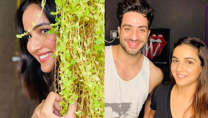 Jasmin Bhasin Shares A Cute Picture With 'Best Friend' Aly Goni, Shares That He Is Struck With Her