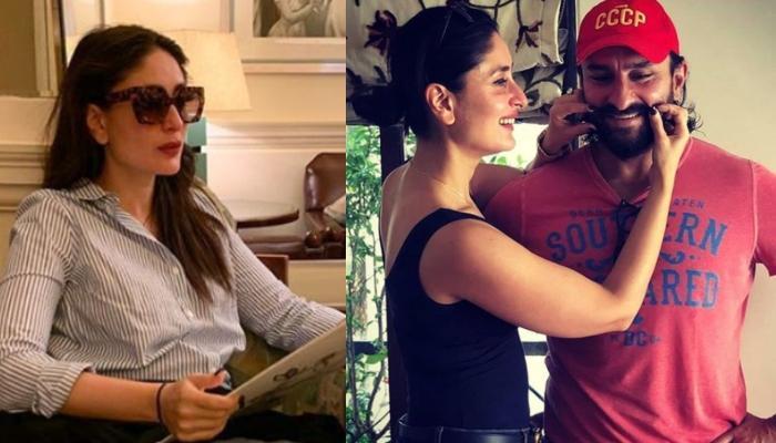 Kareena Kapoor Calls Her Man, Saif Ali Khan, The Most Handsome Devil, Shares The Poster Of Adipurush