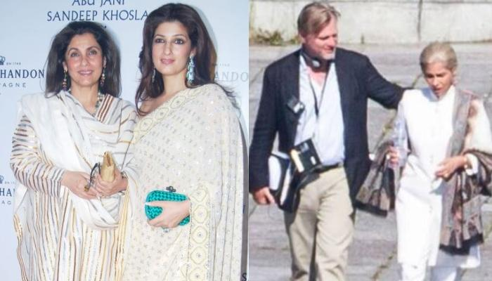 Twinkle Khanna Watches Mom, Dimple Kapadia's Hollywood Debut, 'Tenet' In Theater, Shares Her Review