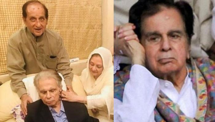Dilip Kumar's Brother, Ehsan Khan Dies Within A Month After Younger Brother, Aslam Khan's Demise