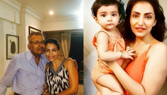 Ishqbaaaz Fame, Navina Bole's Father Passes Away, Her Daughter, Kimaayra Says She'll Miss 'Nanu'
