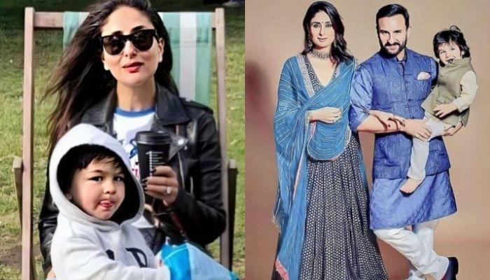 Kareena Talks About Son, Taimur's Future In Bollywood, Reveals If She Thinks He Will Make It Big
