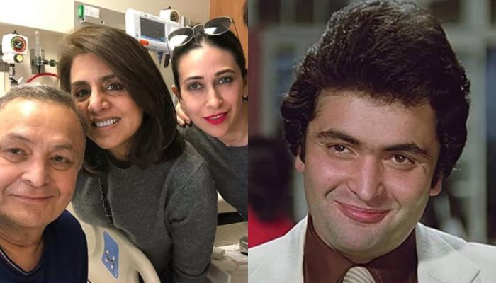 Karisma Misses Chintu Uncle, Rishi Kapoor On 68th Birthday, Shares Picture Of His Life-Size Graffiti
