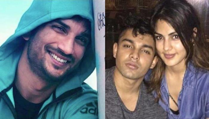 Sushant Singh Rajput's GF, Rhea Chakraborty's Brother, Showik Confesses Procuring Drugs For Her