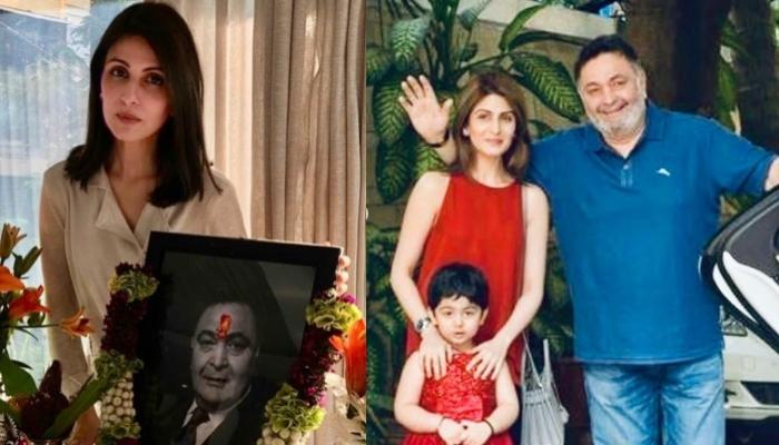 Riddhima Kapoor Sahni Pens An Emotional Note For Her Late Father, Rishi Kapoor On His 68th Birthday