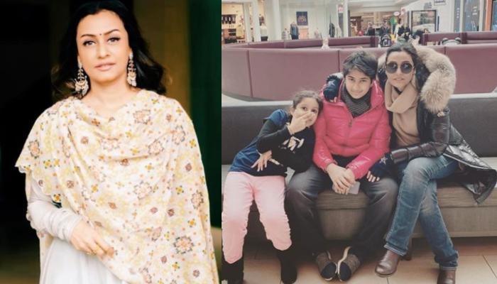 Namrata Shirodkar Recalls One Of Her Family Holidays, Shares Adorable Pictures Of Gautam And Sitara
