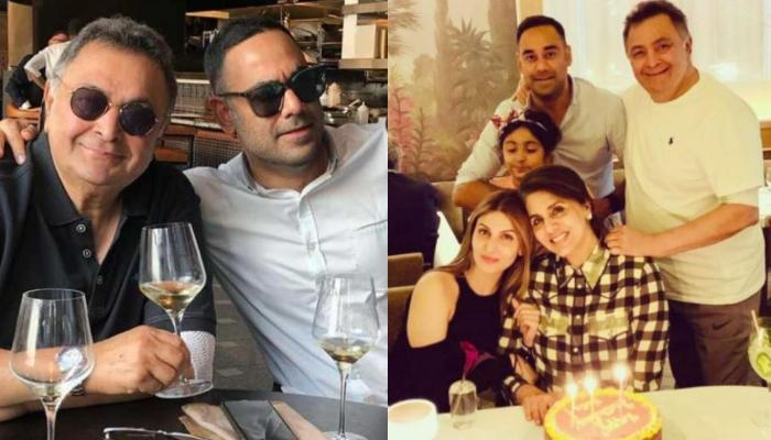 On Rishi Kapoor's Birth Anniversary, Son-In-Law, Bharat Sahni Shares A Photo From Their Special Trip