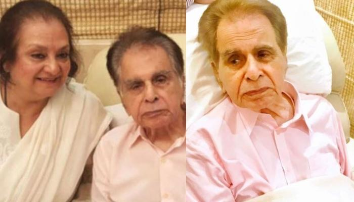 Saira Banu Reveals Why They Haven't Informed Dilip Kumar About Demise Of Brothers, Ehsaan And Aslam