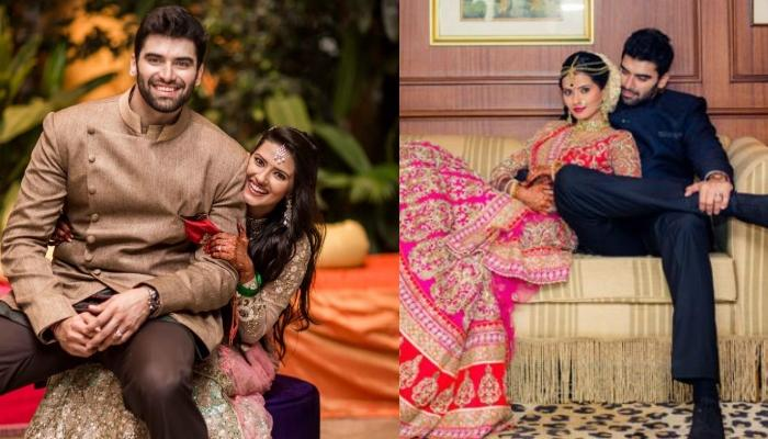 Kratika Sengar And Nikitin Dheer Completed 6 Years Of Marital Bliss, Celebrated The Day With Family