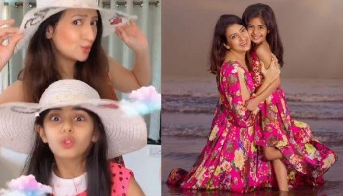 Juhi Parmar Dances With Her Daughter, Samairra On Sridevi's Iconic Song, Copies Her Mom Perfectly