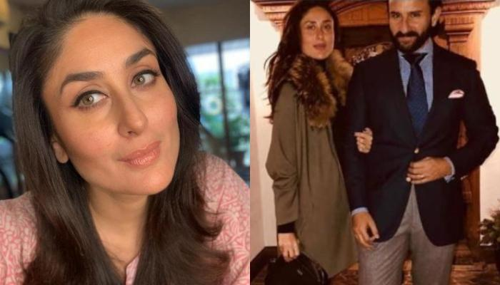 Kareena Kapoor Khan Is Worried About The Content Of Saif Ali Khan's Autobiography, Wishes To Edit It