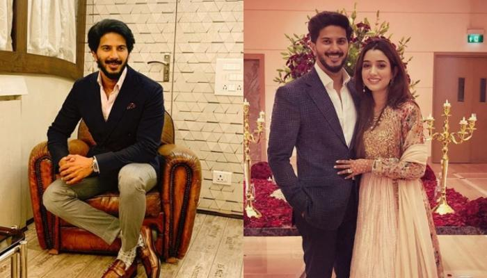 Dulquer Salmaan Pens A Lovely Birthday Wish For Wife, Amal Sufiya, Thanks Her For Being His 'Rock'
