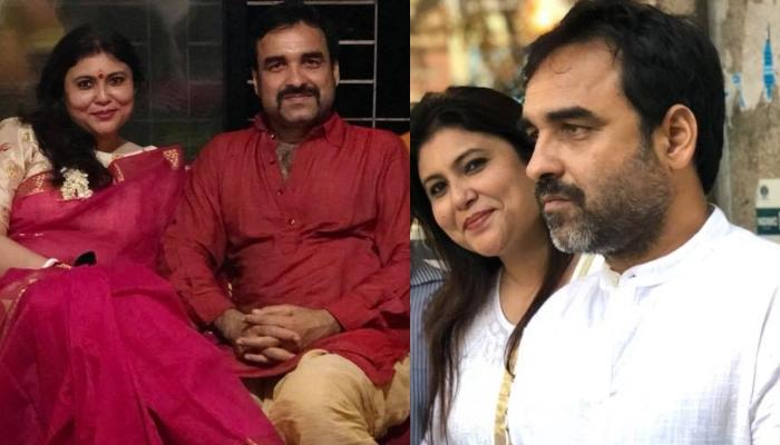 Happy Birthday Pankaj Tripathi: Unseen Picture Of The Actor With His Wife Mridula From Their Wedding