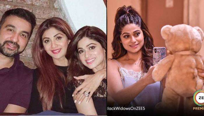 Shilpa Shetty And Raj Kundra Are 'Proud And Excited' For Shamita Shetty's Web Series, 'Black Widows'