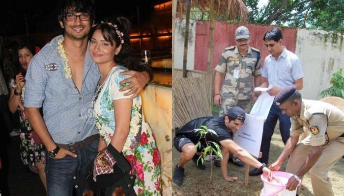Ankita Lokhande Was Spotted Buying Plants To Fulfill Sushant's Dream Of Planting 1000 Trees [Video]