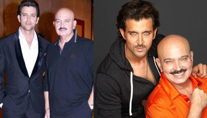 Hrithik Roshan Recalled Dad, Rakesh Roshan's Struggles And How They Had Slept On Floor With 'Gaddas'