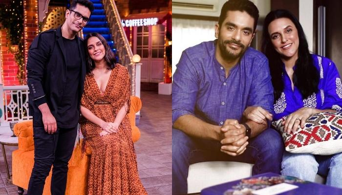 Angad Bedi Reveals The Reason Why He Didn't Propose To His Wife, Neha Dhupia For Marriage