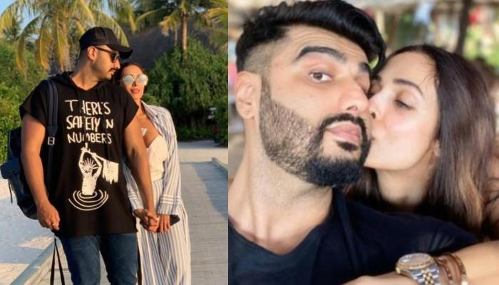 Arjun Kapoor And Girlfriend, Malaika Arora Test Positive For COVID-19, Are Under Home Quarantine