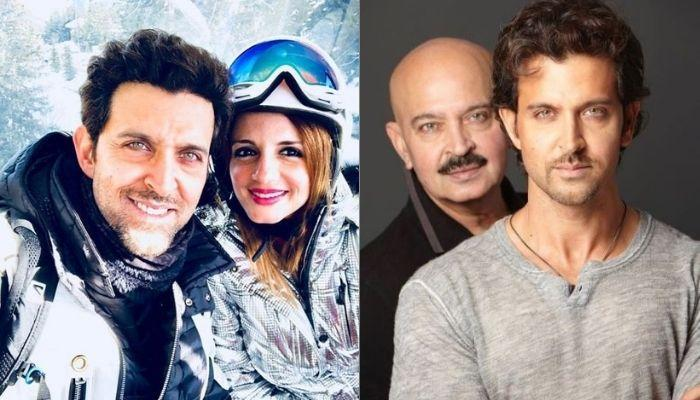Hrithik Roshan's Ex-Wife, Sussanne Celebrates Ex-Sasur Ji, Rakesh Roshan's Birthday With His Family