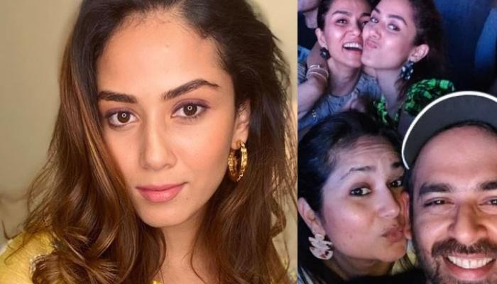 Mira Rajput Kapoor's Sister, Priya And Brother-In-Law, Vidhit Shower Her With Love On 26th Birthday