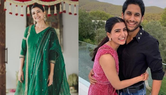 Samantha Akkineni Couldn't Hide Her Excitement As Hubby, Naga Chaitanya Completes 11 Years In Cinema