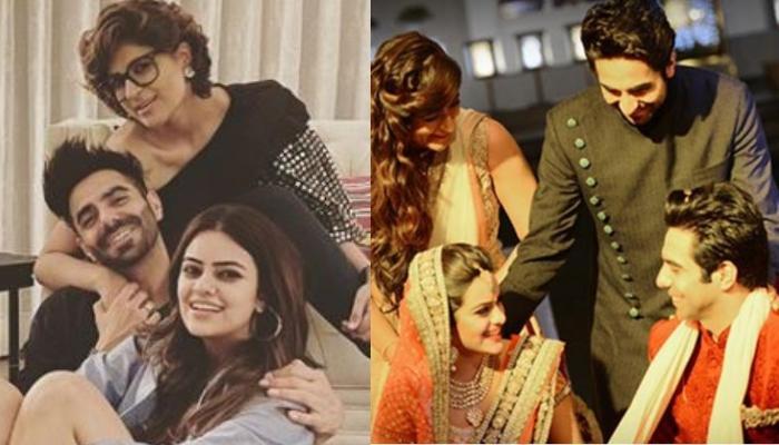 Tahira Kashyap Wishes 'Hot And Amazing Couple', Aparshakti And Aakriti On Their Wedding Anniversary