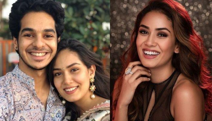 Ishaan Khatter Has A Millennial Term To Call His 'Bhabhi', Mira Rajput, Wishes Her On Her Birthday