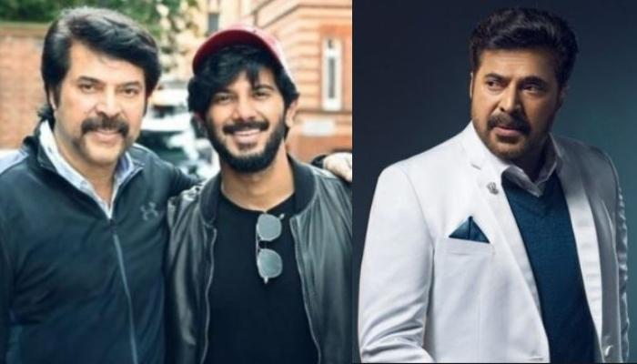On Mammootty's 69th Birthday, His Son, Dulquer Salmaan Shares An Emotional Note With A Cute Picture