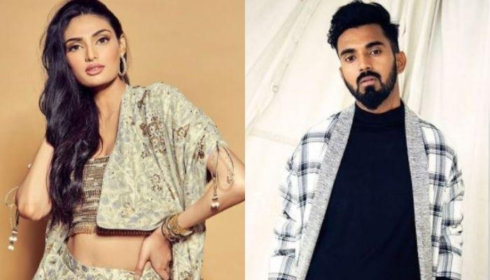Athiya Shetty Borrowed Alleged Bae, KL Rahul's Tie-Dye T-shirt, Is It Proof That The Two Are Dating?