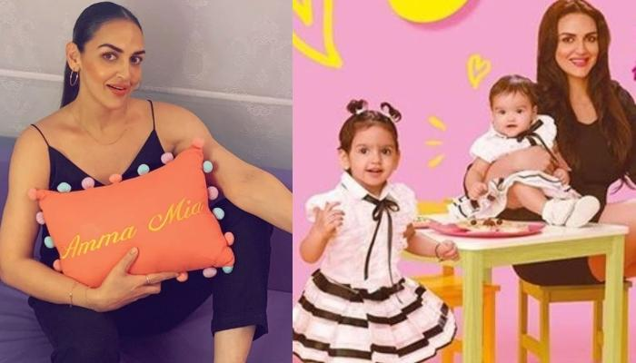 Esha Deol Reveals How She Wishes To Raise Her Little Daughters, Radhya Takhtani And Miraya Takhtani