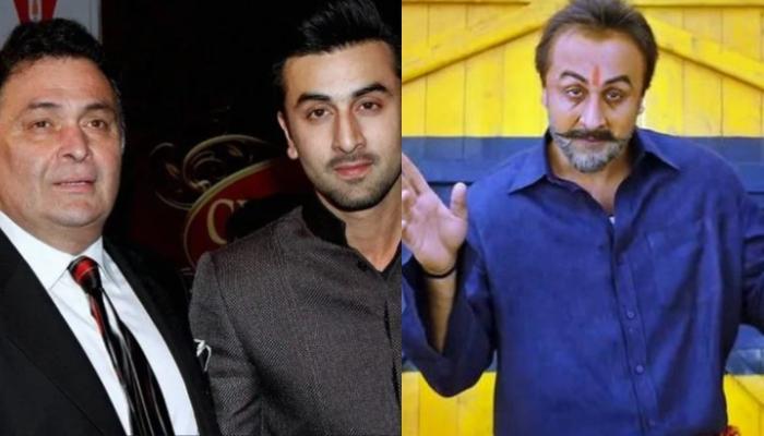 Throwback Video Of Rishi Kapoor Being Emotional Seeing Son Ranbir Kapoor's Transformation In 'Sanju'