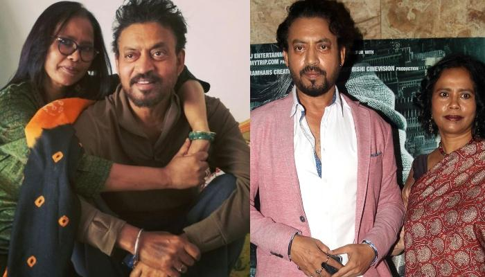 Irrfan Khan's Wife, Sutapa Sikdar Reveals Why He Wasn't 'Husband Material' And How He Expressed Love