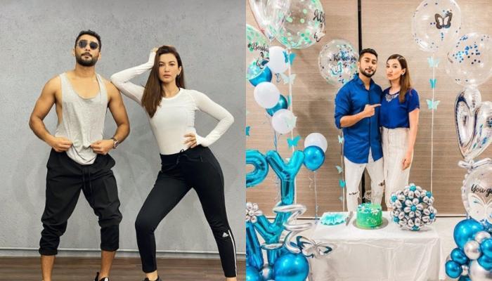 Gauahar Khan Shares Goofy Pics With Rumoured Beau, Zaid Darbar, Says 'Kala Chasma' Song Suits Them