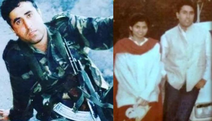 When 'Kargil Hero', Captain Vikram Batra Filled His Fiancee, Dimple Cheema's 'Maang' With His Blood