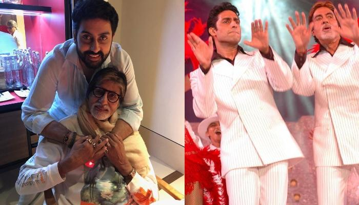 Abhishek Bachchan Gave A Funny Reply To Those Who Say He Is All Because Of Amitabh Bachchan [Video]