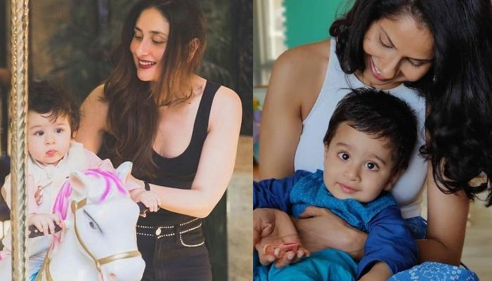6 Bollywood And Television's Celebrity Supermoms Who Resumed Work Soon After Their Delivery