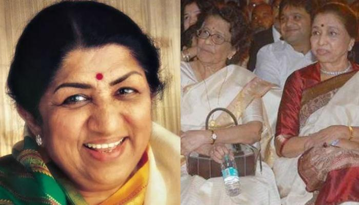 Lata Mangeshkar Shares Warm Wishes On Her Sisters, Asha Bhosle And Meena Khadikar's Birthday