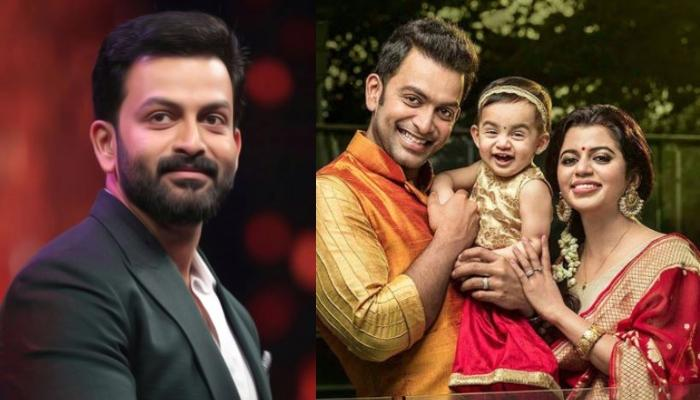 South Superstar, Prithviraj Sukumaran Pens An Emotional Note On Daughter, Alankrita's 6th Birthday