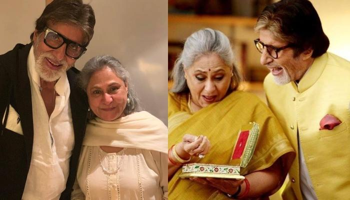 Amitabh Bachchan Opens Up On His Bond With 'Sweetheart' Jaya Bachchan In This Throwback Interview