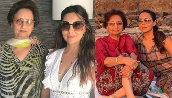 Gauri Khan Wishes Her Mom With A Picture Of Her Dancing And Now We Know Where She Got Her Grace From