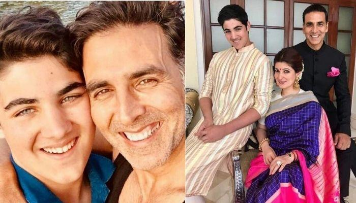 Akshay Kumar's Son, Aarav Doesn't Want To Be Known By His Father's Name, He Reveals The Reason