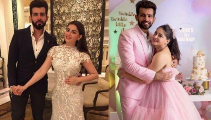 Mahhi Vij And Jay Bhanushali Share Their Engagement Video To Celebrate Their 10th Anniversary