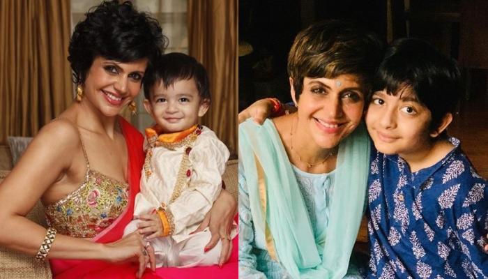 Mandira Bedi Reveals Her Little Prince, Vir Kaushal Made Her More Independent, Shares Powerful Note