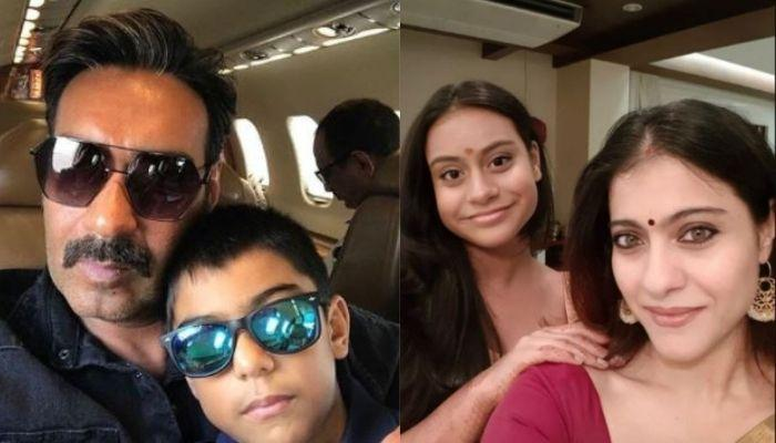 Ajay Devgn To Celebrate Son, Yug's 10th Birthday Like This In The Absence Of Kajol And Nysa