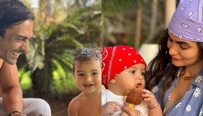 Arjun Rampal's Son, Little Arik Loves To Eat This, Mommy, Gabriella Says He Has A 'Weird Flex'